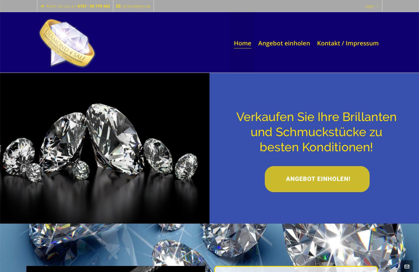 Diamond 4 sale