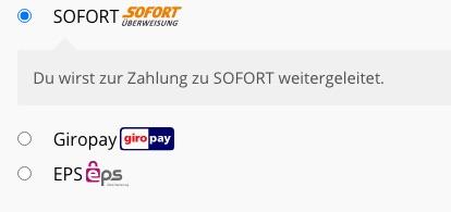 Onlineshop24 mit Onlineüberweisung bezahlen