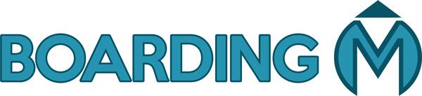 Logo Boarding M