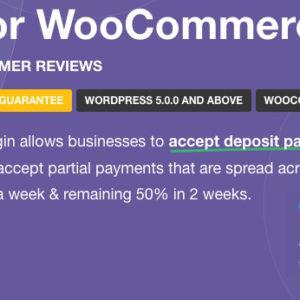 Anzahlung für WooComerce