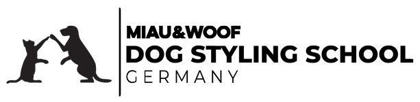 Logo Miau&Woof Dog Styling School