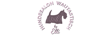 Logo Dog salon Wautastisch by Elli