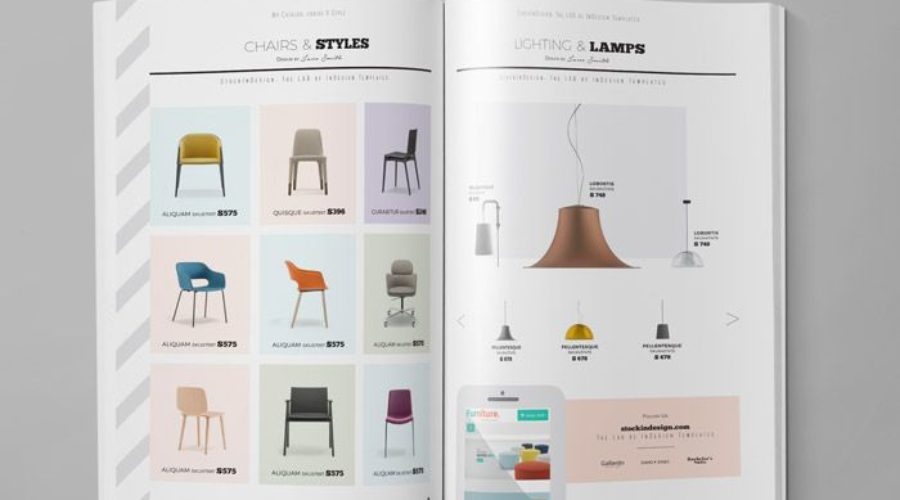 Online Katalog / Produktkatalog